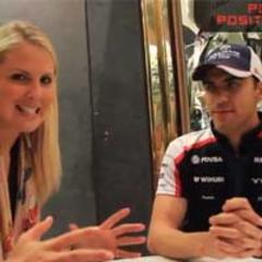 get to know pastor maldonado in 60 seconds