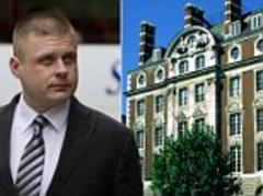 Former head of IT at Royal Academy of Music who stole 370,000 and blew it on 'Charlie Sheen lifestyle in Las Vegas' is jailed