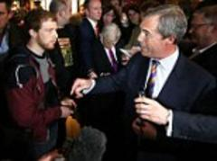 Nigel Farage ends BBC interview after likening Scottish nationalists to fascists