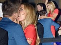 Paris Hilton doesn't care who's watching as she enjoys a full on PDA with boyfriend River Viiperi in Cannes