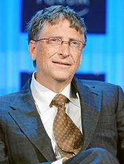 bill gates tops bloomberg billionaires — for now