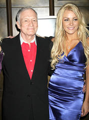 hugh hefner and crystal harris buy a house for nearly $5m