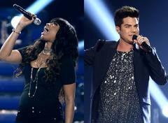 jennifer hudson, adam lambert and more perform on 'american idol' finale