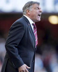 Sam Allardyce warns West Ham over summer spending