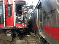 Train Derailment Causes Injuries