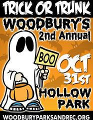 It's never too early to plan for Halloween in Woodbury!!