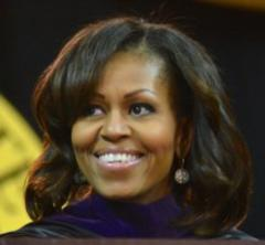 Michelle Obama to Bowie State Grads: It's Time to Feel Hungry Again