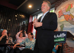 mcauliffe, cuccinelli vie for women's vote in virginia governor's race