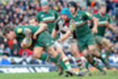 MATCH DAY LIVE: Leicester Tigers v Northampton Saints, Saturday, May 25, 2.45pm