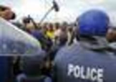 South African Police Accused Of Using Torture