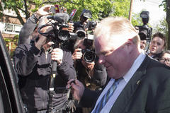 Rob Ford crack scandal: The mayor should speak up